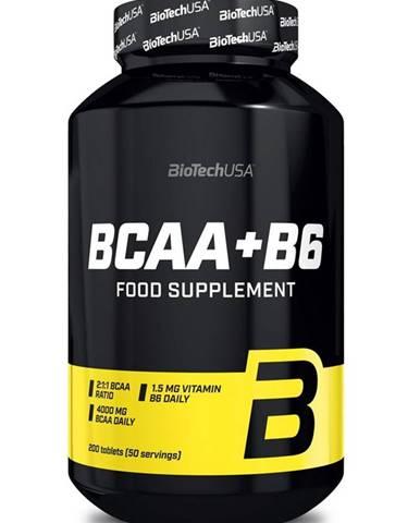 BCAA+B6 - Biotech USA 100 tbl.