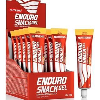 EnduroSnack Gel tuba - Nutrend 10 x 75 g Apricot