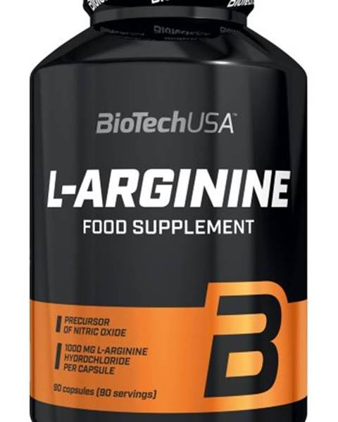 Biotech USA Biotech L-Arginine 90 kapsúl