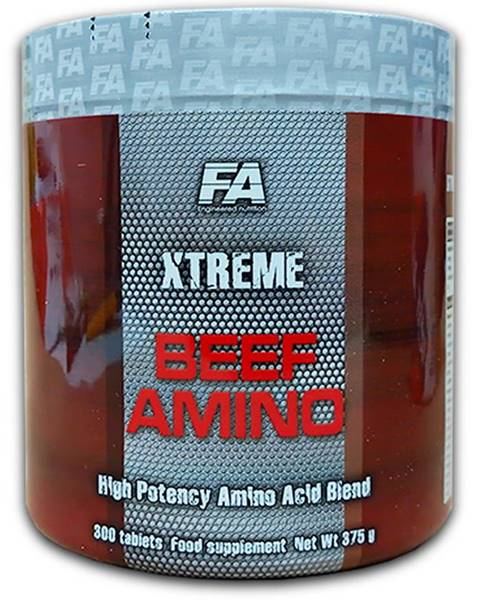 Fitness Authority Fitness Authority XTreme Beef Amino 300 tabliet