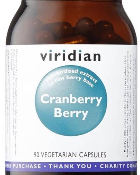 Viridian Viridian Cranberry Berry 90 kapsúl