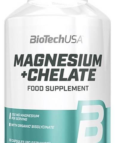 BioTech Magnesium + Chelate 60 kapsúl