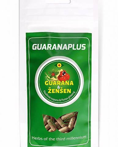 Guaranaplus Guarana + Ženšen Mix 50/50 100 kapsúl