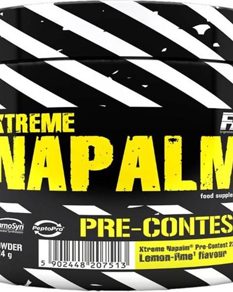 Fitness Authority Fitness Authority Xtreme Napalm Pre-Contest 224 g variant: pomaranč