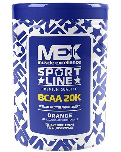 Mex Nutrition Mex Nutrition BCAA 20k 520 g variant: berry blast