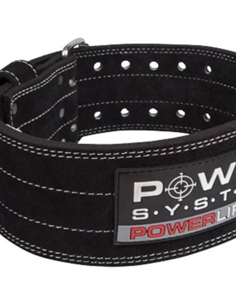 Power System Power System Opasok Powerlifting čierny variant: M