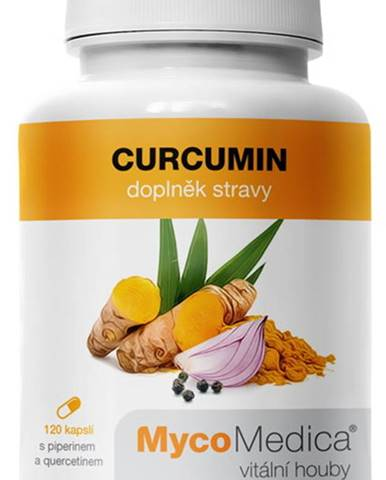 MycoMedica Curcumin 120 kapsúl