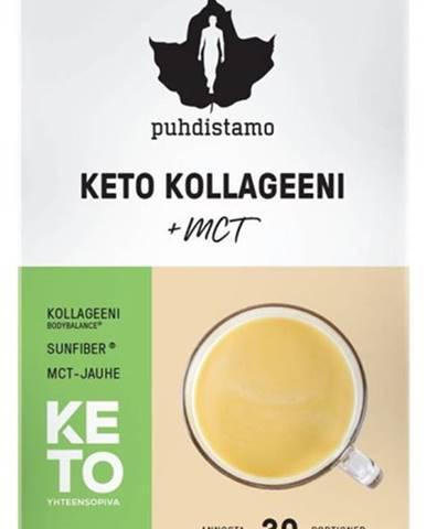 Puhdistamo Premium Keto Kollagen + MCT (Kolagénové peptidy Bodybalance s MCT) 150 g