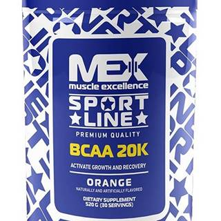 Mex Nutrition BCAA 20k 520 g variant: berry blast