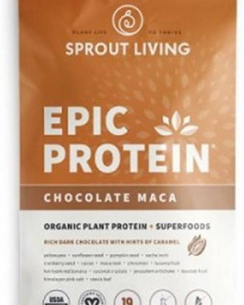 Sprout Living Sprout Living Epic proteín organic Čokoláda a Maca 35 g