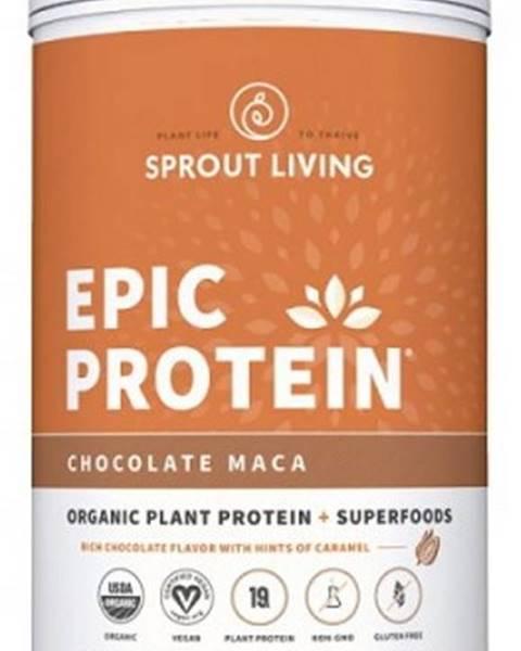 Sprout Living Sprout Living Epic proteín organic Čokoláda a Maca 910 g