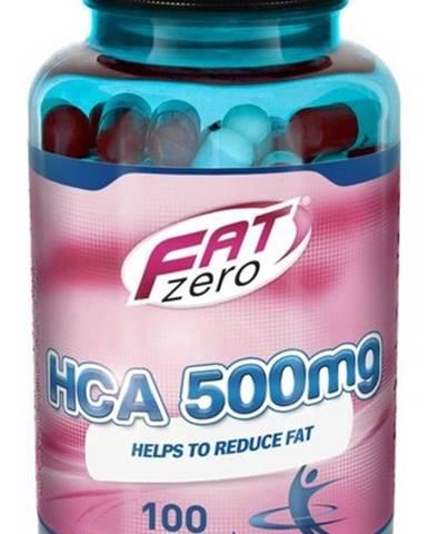 Aminostar Fatzero HCA 100 kapsúl