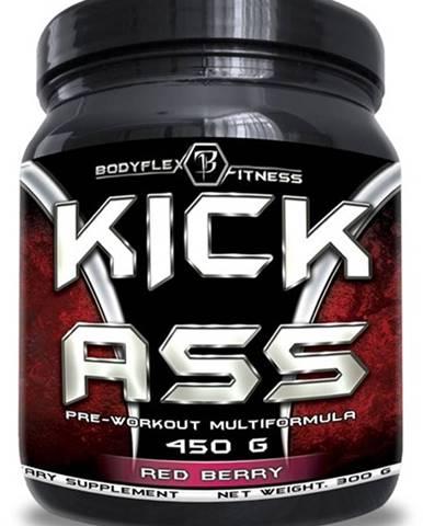 Bodyflex Fitness KICK ASS 450 g variant: tropické ovocie