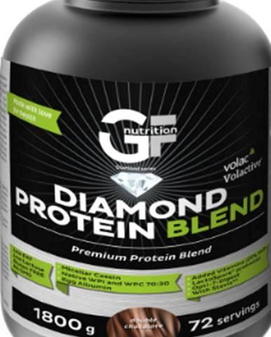 GF Nutrition Diamond Protein Blend 1800 g variant: čučoriedka - jogurt