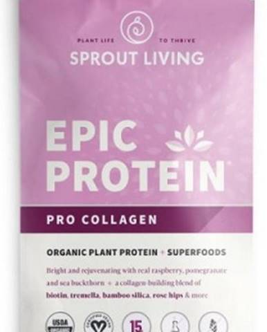 Sprout Living Epic proteín organic Pre Collagen 28 g