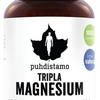 Puhdistamo Triple Magnesium (Horčík) 120 kapsúl