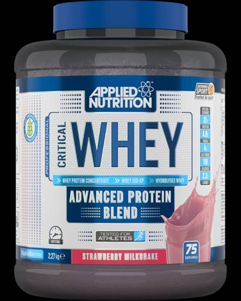 Applied Nutrition Applied Nutrition Critical Whey 900 g banánový milkshake