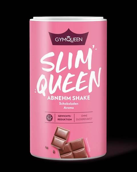 GYMQUEEN GYMQUEEN Slim Queen Shake 420 g čokoláda
