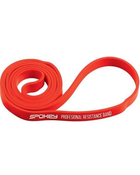 Spokey Spokey Posilňovacia guma Cross band POWER II 15-23 kg Red