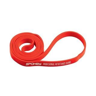 Spokey Posilňovacia guma Cross band POWER II 15-23 kg Red