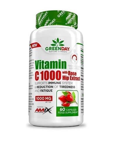 Amix Vitamin C 1000 s extraktem z šípků