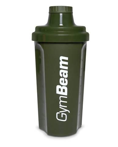 GymBeam - Šejker olivovo zelený 500 ml