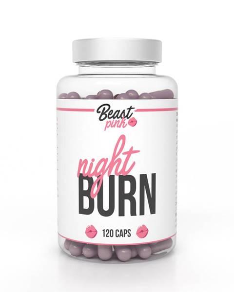 BeastPink BeastPink Spaľovač tukov Night Burn 120 kaps.