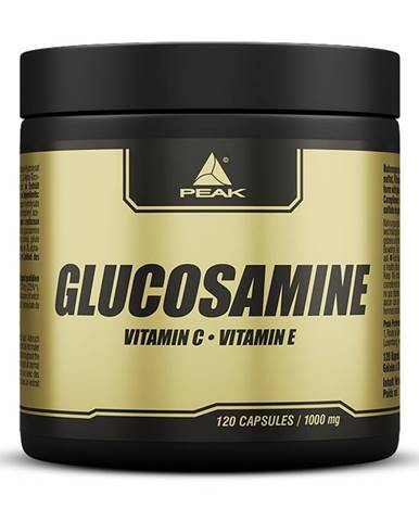 Glucosamine + Vitamin C a E - Peak Performance 120 kaps.