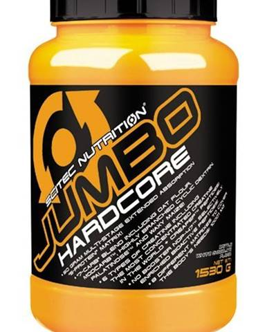 Jumbo Hardcore - Scitec Nutrition 1530 g Banana+Yoghurt