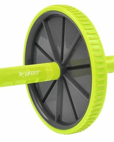 Posilovací kolečko LIFEFIT EXERCISE WHEEL SINGLE