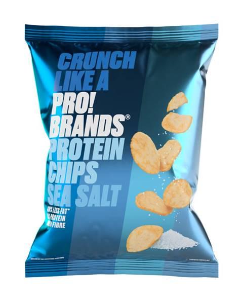 PRO!BRANDS ProteinPro Potato Chips 50 g kyslá smotana & cibuľa