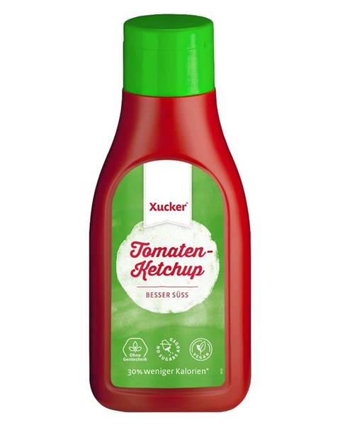 Xucker Xucker Kečup sladený xylitolom 500 ml