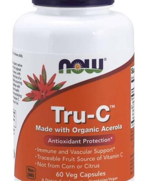 NOW Foods NOW Foods Tru-C™ 60 kapsúl