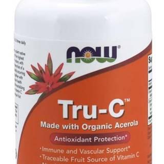 NOW Foods Tru-C™ 60 kapsúl