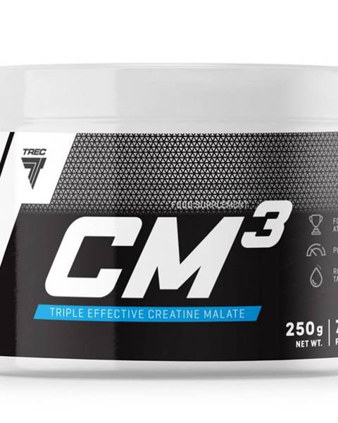 Trec Nutrition CM3 Powder - Trec Nutrition 250 g Orange