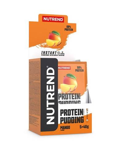 Protein Pudding - Nutrend 5 x 40 g Chocolate + Cocoa