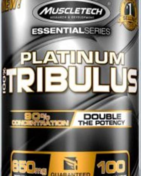 MuscleTech Muscletech Platinum 100 % Tribulus 100 kapsúl