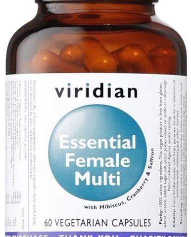 Viridian Essential Female Multi 60 kapsúl