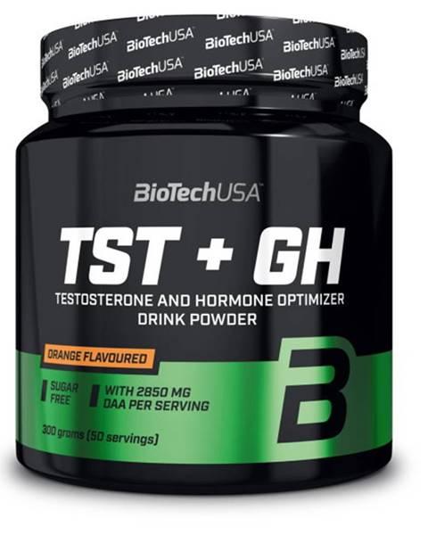 Biotech USA BioTech USA BioTech TST + GH 300 g variant: pomaranč
