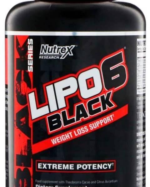 Nutrex Nutrex Lipo 6 Black 120 kapsúl