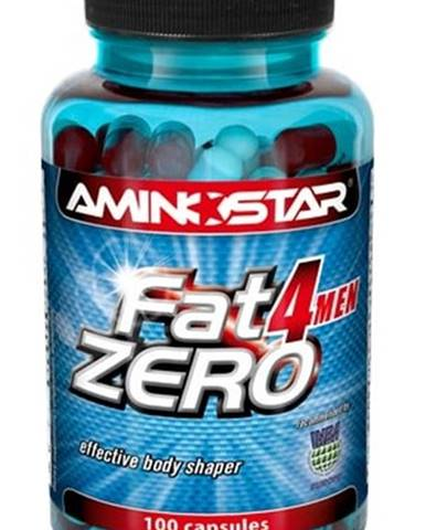 Aminostar Fatzero 4Men 100 kapsúl