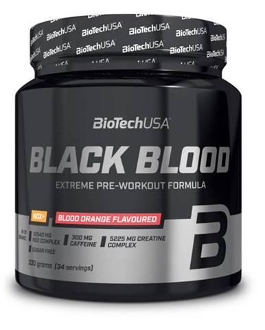 BioTech USA BioTech Black Blood NOX+ 300 g variant: červený pomaranč