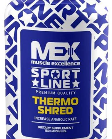 Mex Nutrition Thermo Shred 180 kapsúl