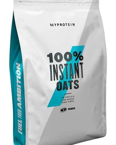 MyProtein Instant Oats 5000 g variant: bez príchuti