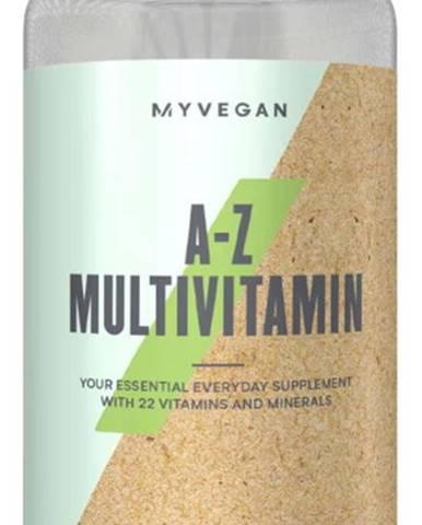 MyProtein Vegan A - Z multivitamín 180 kapsúl