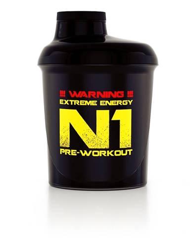 Nutrend Šejker 2019 N1 300 ml variant: čierna