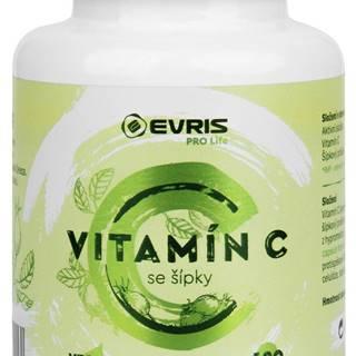 Evris Vitamín C so šípkami 120 kapsúl