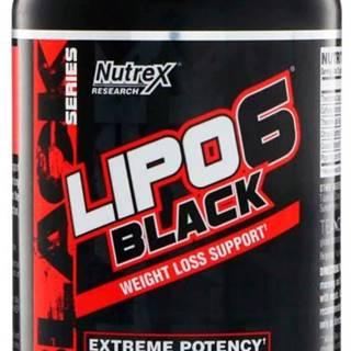 Nutrex Lipo 6 Black 120 kapsúl