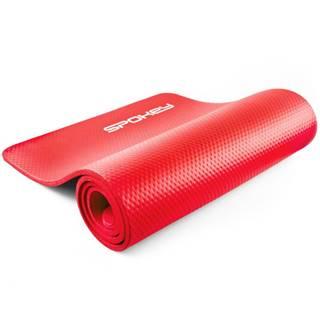 Spokey SOFTMAT Podložka na cvičenie 1,5 cm variant: červená