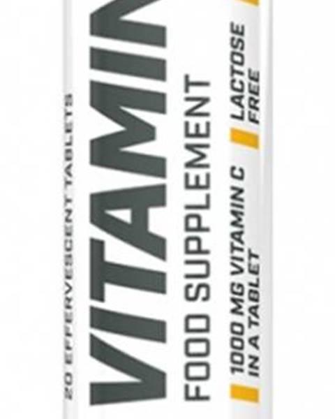 Biotech USA BioTech USA BioTech Vitamin C 1000 mg 20 tabliet variant: citrón
